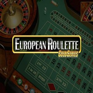 European Roulette Gold Game