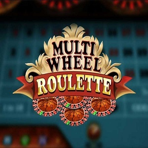 Multi Wheel Roulette Gold Game
