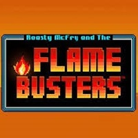 Roasty McFry and The Flame Busters Slot